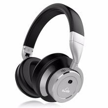 IDeaUSA V200 Active Noise Cancelling ANC Bluetooth Kopfhörer Über Ohr HiFi Drahtlose Kopfhörer mit Mic bis zu 16 Stunden Spielen zeit