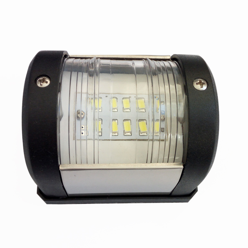 Image 2 - 12V Marine Boat Yacht Navigation Light Indicator Signal Lamp Stern Light Boat Accessories Marine-in Marine Hardware from Automobiles & Motorcycles