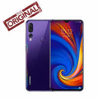 Global Version Lenovo Z5S Cell Phone Octa-core AI Three Cameras 4G 64G Snapdragon 710 6.3inch 2340x1080P Smart Phone