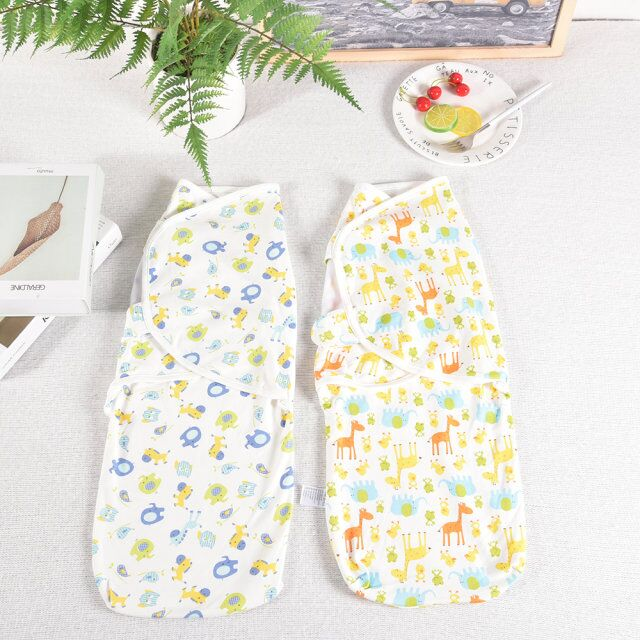 Hot Sale Newborn Baby Swaddle Wrap Parisarc 100 Cotton Soft Infant