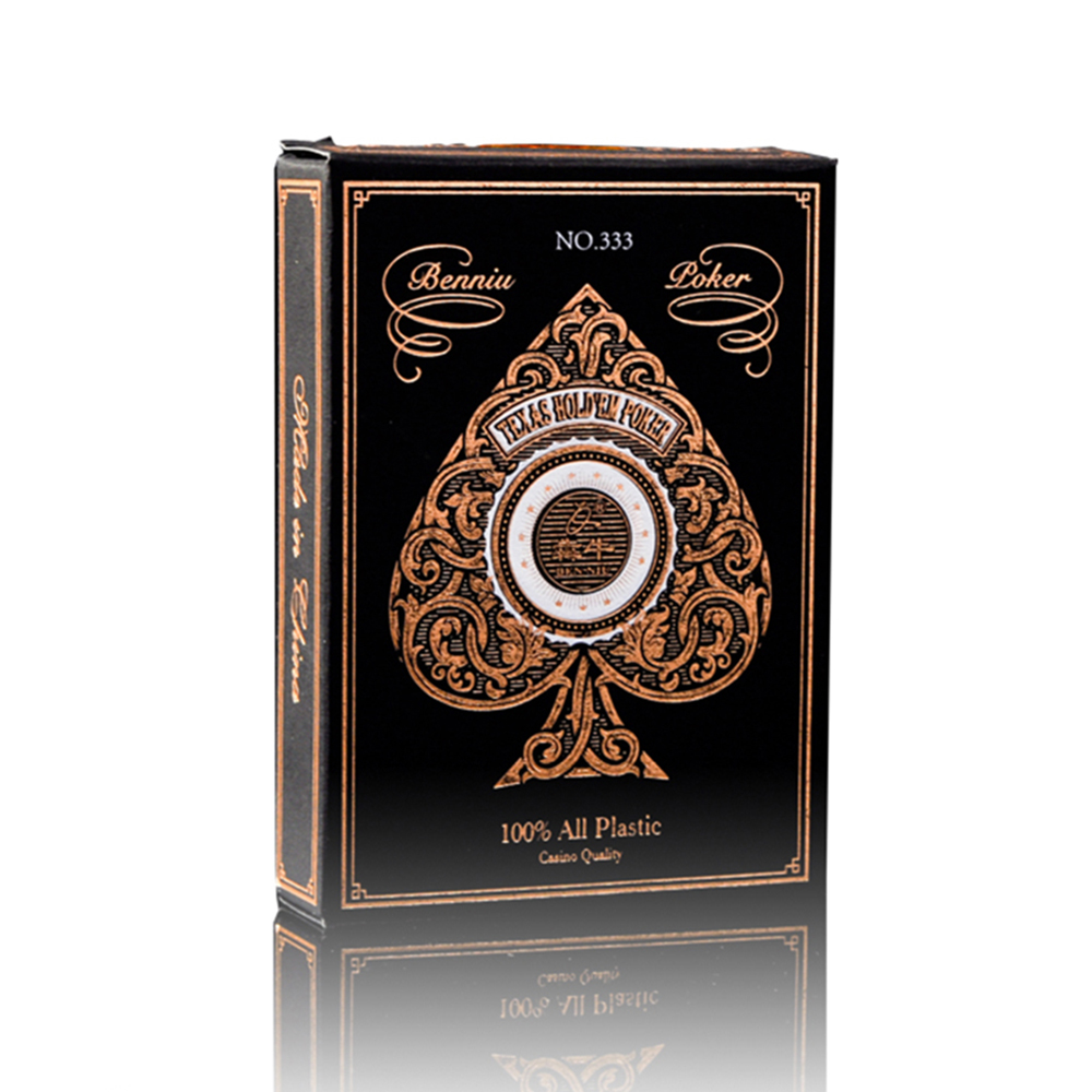2016 Christmas Gift NO. 92 Club Special Bee Casino Playing Cards, RED/BLUE Choice, Premium Bee Poker Cards, Golden Cards Playing
