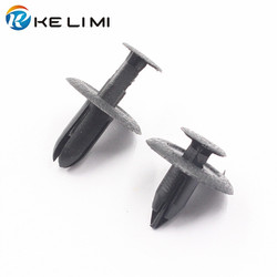 KE LI MI 30Pcs Car Trunk headliner Trim Panel Retainer Push-Type Rivet Auto Fastener Clip For Mazda 323 M3 M6 B70 B50