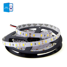 [DBF] Hight kecerahan SMD5630 LED fleksibel jalur 12 V Non-waterproof 60LED/m 5 m/lot, terang Dari 5050, Super Terang(China)