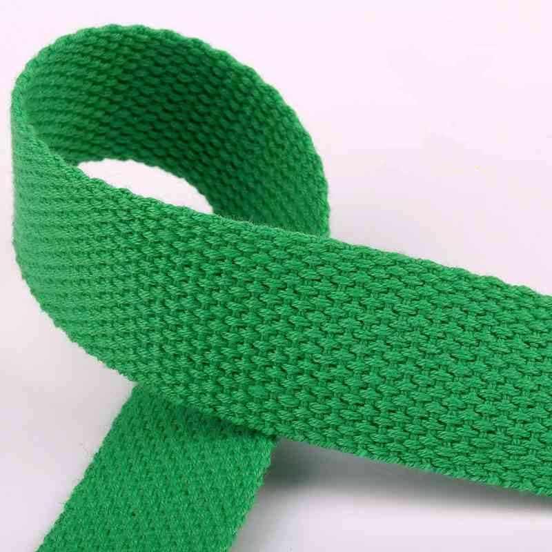 5 yards Ribbon of Polyester Webbing Belt DIY Rope Sewing Crafts