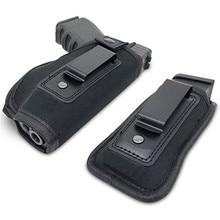 Скрытая Сумка-кобура для пистолета, универсальная Неопреновая кобура iwb с дополнительной сумкой-кобурой для всех размеров, охотничьи пистолеты