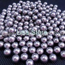 """100 шт 3,175-5 мм закаленные Углеродные стальные шарики подшипника 1/"""" дюймов G10"""