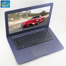 ZEUSLAP-A8 Plus Intel Core i7 CPU 14inch 4GB RAM+1TB HDD Windows 7/10 System 4M Cache, up to 3.00 GHz Laptop Notebook Computer