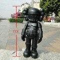 Niños Juguetes Regalos 23 Cm Negro Plástico Modelos de Figuras de Acción de Star Wars KAWS Falsos Originales sin Caja Original