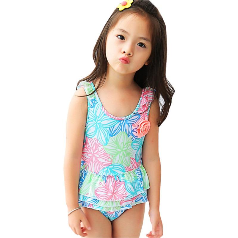 1 8 t neonate di un pezzo del costume da bagno beachwear estate infantile del