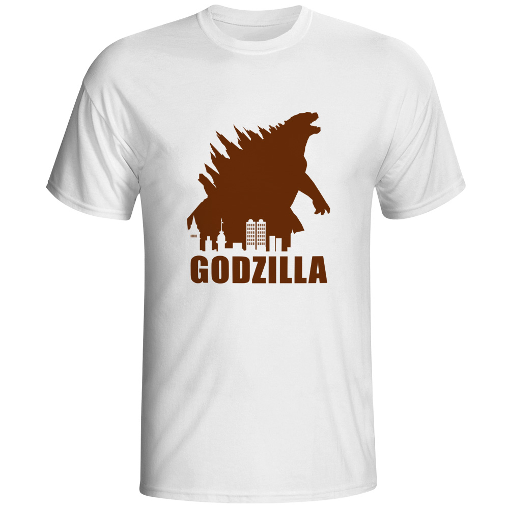 5d30ae3e562d Godzilla T Shirt Kaiju Monster Japanese Movie Anime Cartoon Novelty  Creative Fashion T shirt Style Punk Casual Unisex Tee-in T-Shirts from  Men's Clothing on ...