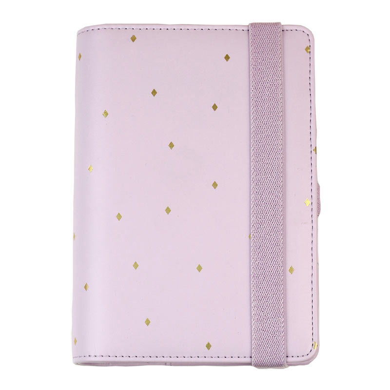 YIWI star Macaron Spiral Notebook PU Leather Agenda Planner Organizer Personal Notebooks and Journals School Gifts Supplies fromthenon 365 notebooks and journals faux leather cover personal daily monthly weekly planner kawaii stationery school supplies