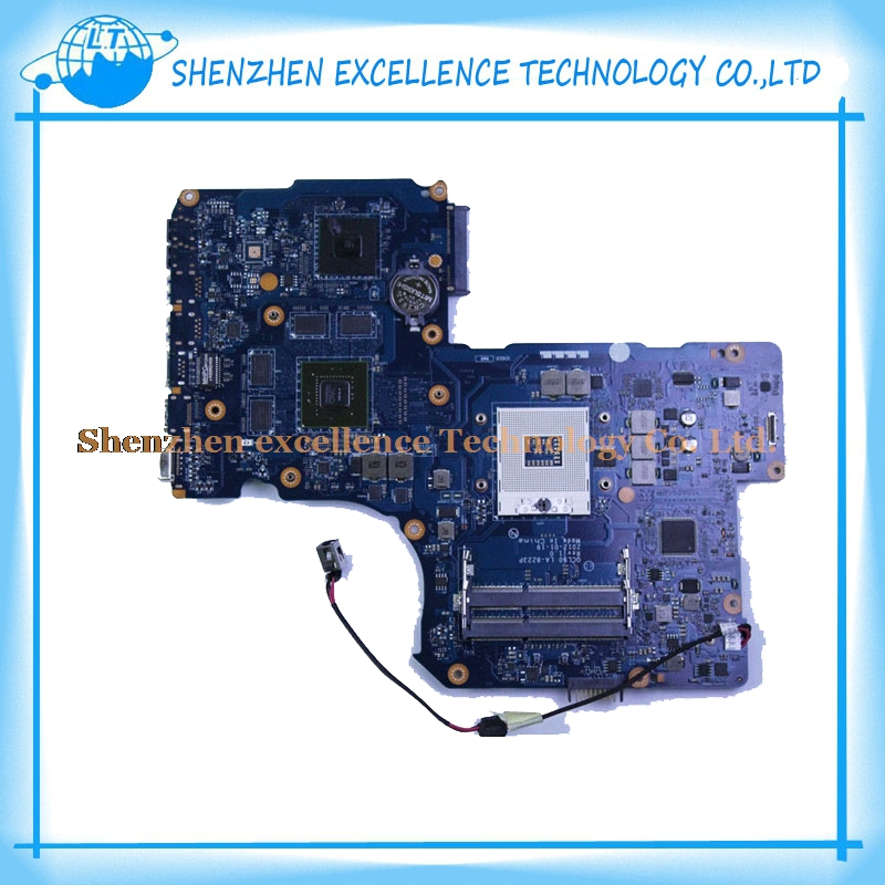 In Stock! QCL90 LA-8223P For Asus K95VM A95VM laptop motherboard 4ram slots A95V K95V K95VJ A95VJ Mainboard 100% Tested