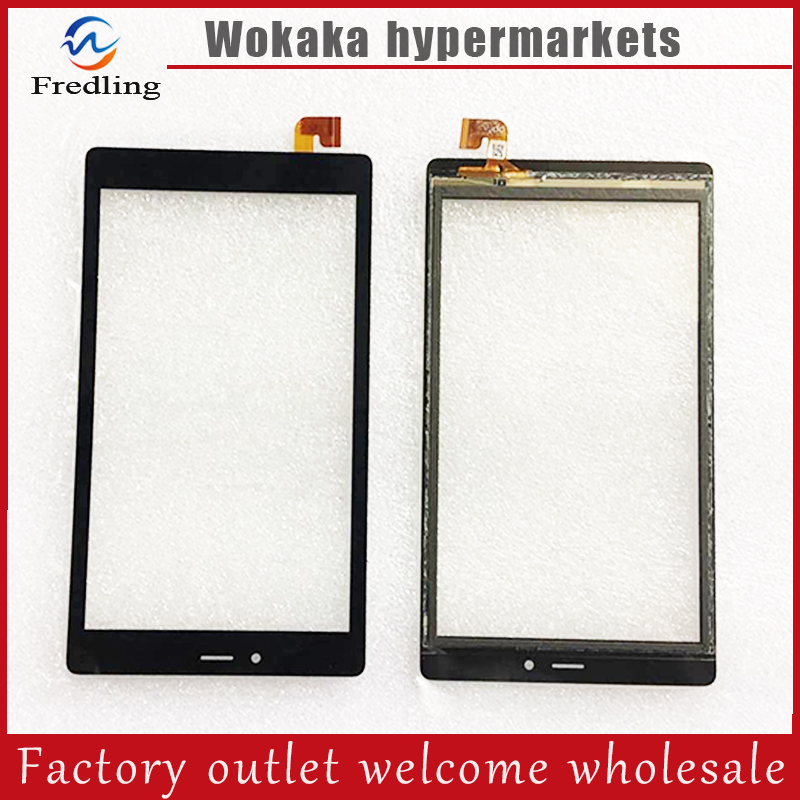 все цены на 7inch Touch Screen Panel For Alcatel One Touch Pixi 4 (7) 3G 9003X 9003A Tablet PC Touch Pad Digitizer Replacement free shipping онлайн