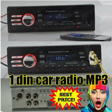 NEW Car Radio MP3 Audio Player 2.5 inch 5V Charger//FM /USB/SD/AUX-IN/ 1 DIN Car Stereo EQ Function Car Electronics In-Dash