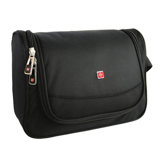 Swisswin Makeup Organizer Waterproof Toiletry Bag case Hanging Travel  cosmetic Bags Men Women Toiletry Bathing Bag 3bc9ff6c7b