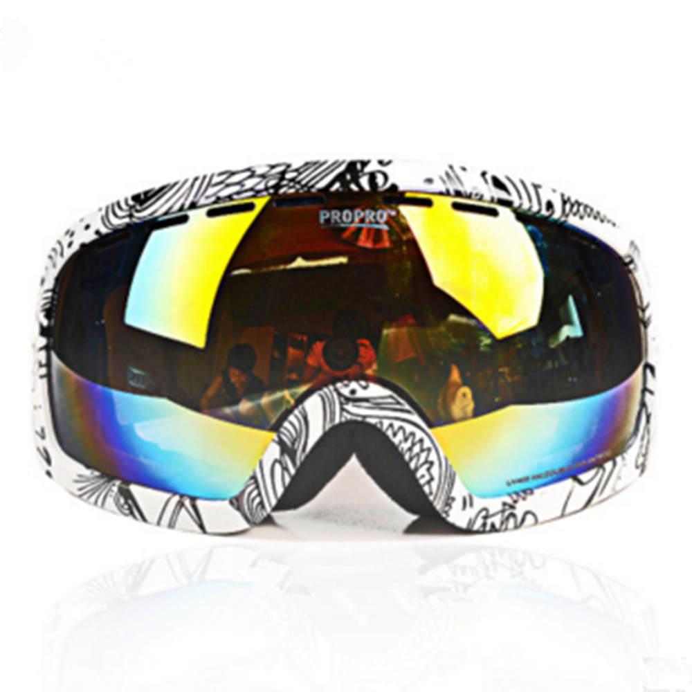 PROPRO women font b snowboard b font font b sunglasses b font men ski glasses double