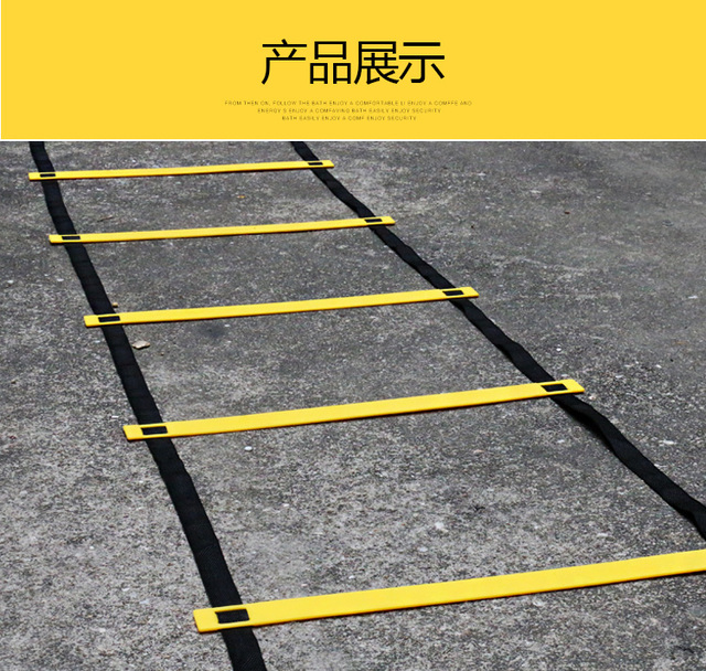 6Rung 3Meter Training Agility Speed Ladder