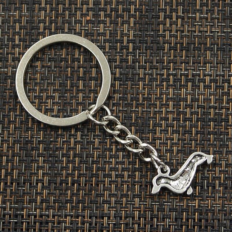 Mode 30mm nyckelring metall nyckelring nyckelring smycken antik - Märkessmycken - Foto 4
