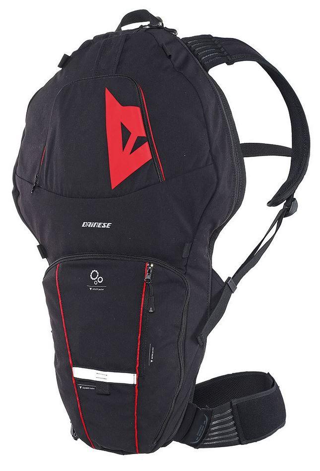 ФОТО 2017 Dain/es D-Exchange S Backpack/Gear Bag, Black  Motorcycle Racing Biking Backpack