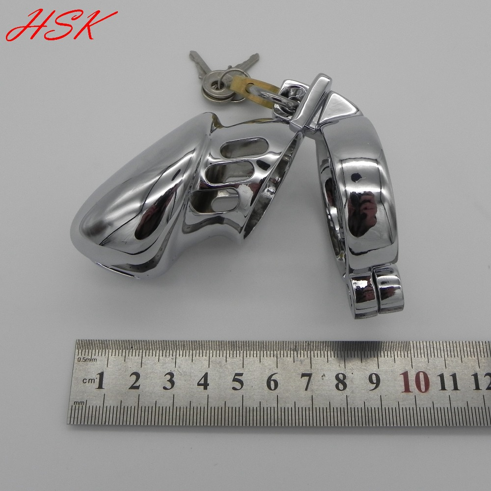 Medium Size Alloy Male Chastity Cages,Cock Cage,Virginity -6021