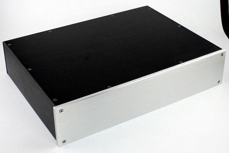 bilder für WA47 vollaluminium Vorverstärker gehäuse/DAC fall/verstärker chassis