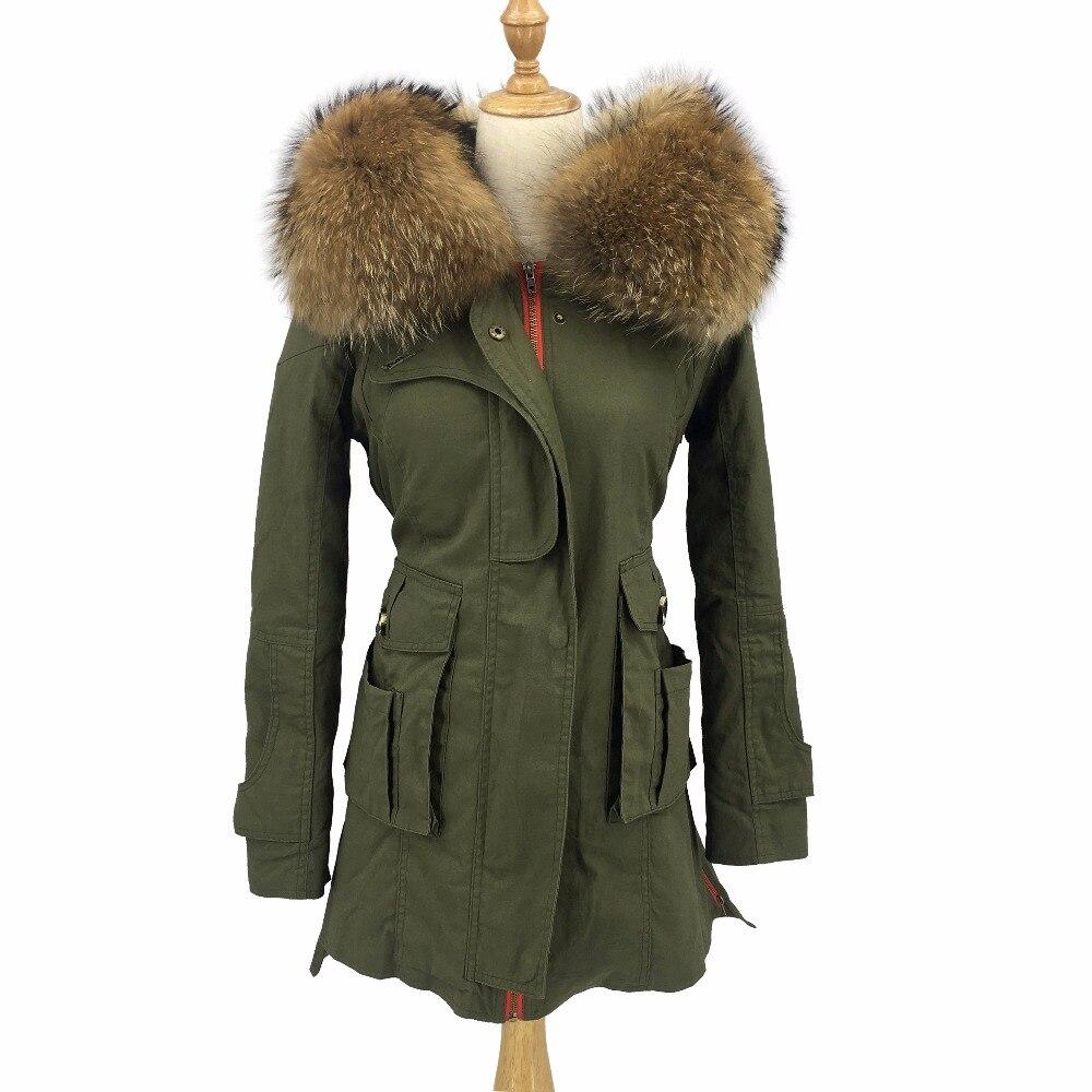 Frauen Winter Jacke 2019 Weiblichen Mantel Dicke Baumwolle