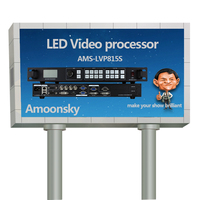 New Design Video Wall Processor Hdmi In Led Displays Lvp815s Video Switcher Sdi For Linsn Synchronous