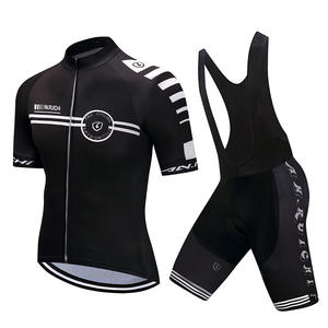 Cycling Jersey Set Men 2018 Black Short Riding Bicycle Cycling Clothing f1cf3a86f