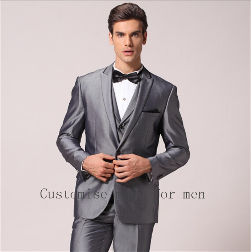 Mens Complete Suits Dress Yy