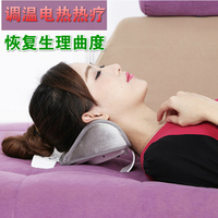 Thermostat Electric Heating Pillow Household Magnetic Therapy Neck Pillow Traction Device Hot Pillow