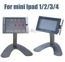 Mini ipad security stand,Anti-theft display case,Tablet lock ensclourse soporte de bloqueo de seguridad for Ipad mini 1/2/3/4
