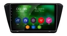 10.1″ otojeta android 6.0.1 car DVD multimedia for skoda RAPID 2015 radio multimedia autoradio stereo head units tape recorder