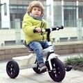 Niños de tres ruedas de bicicleta cochecito niños juguete bicicleta chica