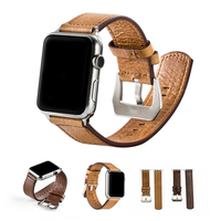 URVOI Band For Apple Watch Series 1 2 Strap For Iwatch Belt For Panerai Buckle High