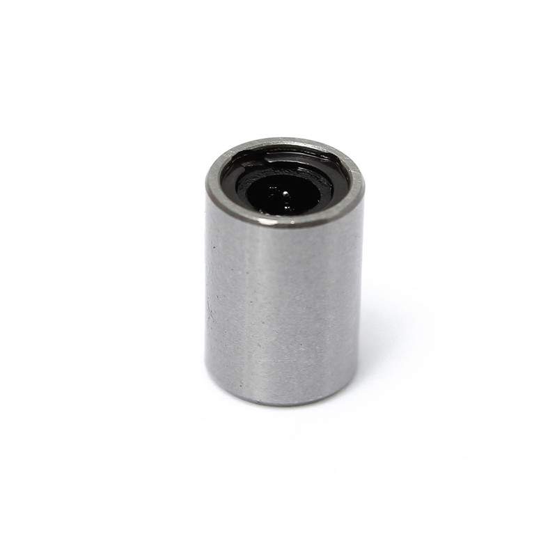 1X Ball Bearings  LM3UU 3mm Linear Bush Bushing 3x7x10mm Bearing Steel Mechanical Industry Tools 1pc scv40 scv40uu sc40vuu 40mm linear bearing bush bushing sc40vuu with lm40uu bearing inside for cnc