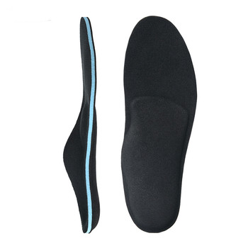 Memory Foam Sports Orthopedic Insoles Pads For Shoes Soles Flat Feet Arch Support Pad Foot Orthotic Insole Shoe Inserts Padding kotlikoff orthopedic insoles 3d eva insoles flat feet arch support shoe inserts for men women shoes orthotic insole foot pad