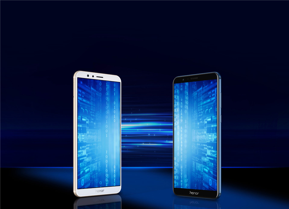 Global ROM Huawei Honor 7X 5 93