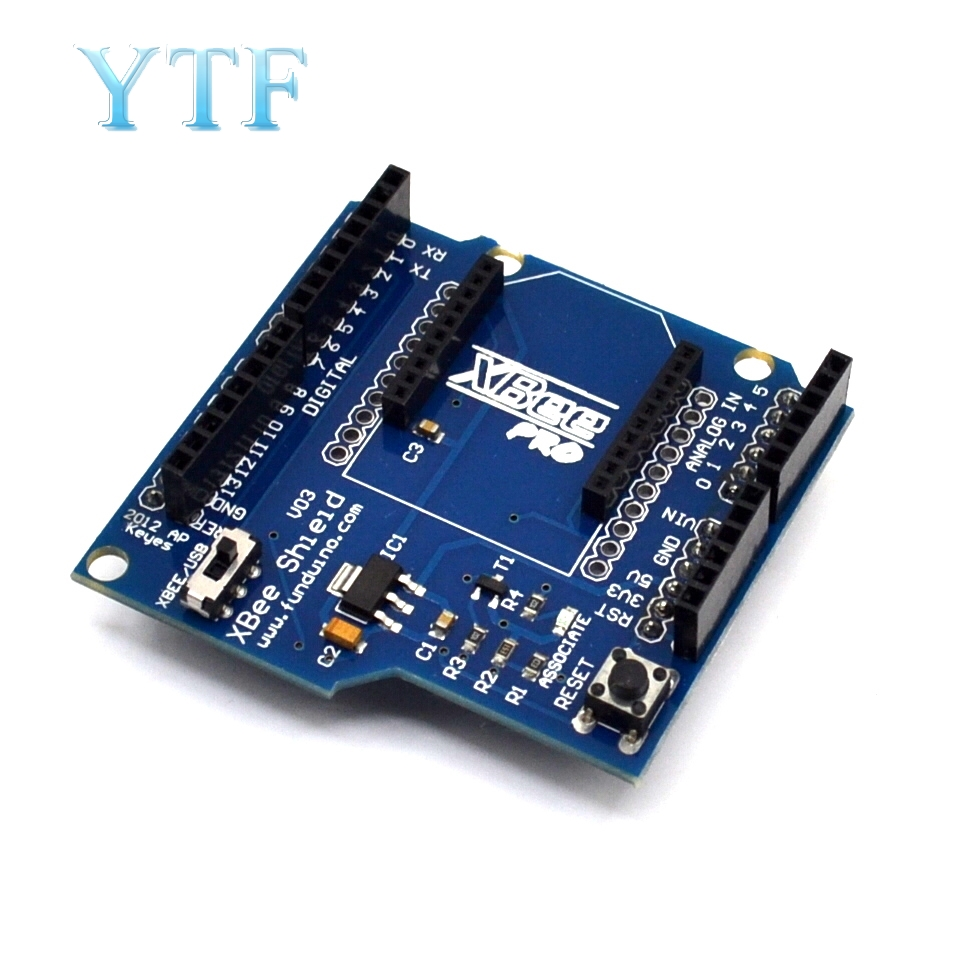 New Bluetooth XBee Shield V03 Module Wireless Control For XBee ZigBee