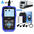 Car Heavy Duty Truck Scanner 2 in 1 OBD2 HD-Reader Heavy Truck Diagnostic Scan Tool For Petrol Diesel Engine