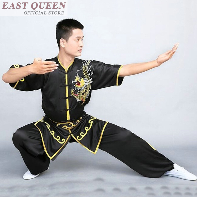 Wushu clothing uniform wushu costume kung fu uniform clothes martial arts uniform Chinese warrior costume exercise