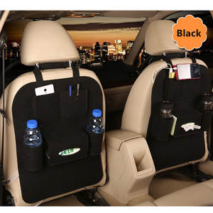 Car-Seat-Organizer Multifunction-Storage Multi-Pocket-Seat Auto Wool-Felt