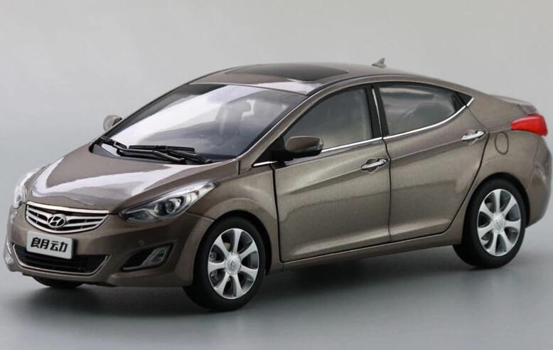 2015 Alloy 118 Limited edition HYUNDAI ELANTRA car modelsin