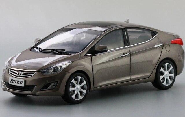 2015 Alloy 1:18 Limited edition HYUNDAI ELANTRA car models-in ...