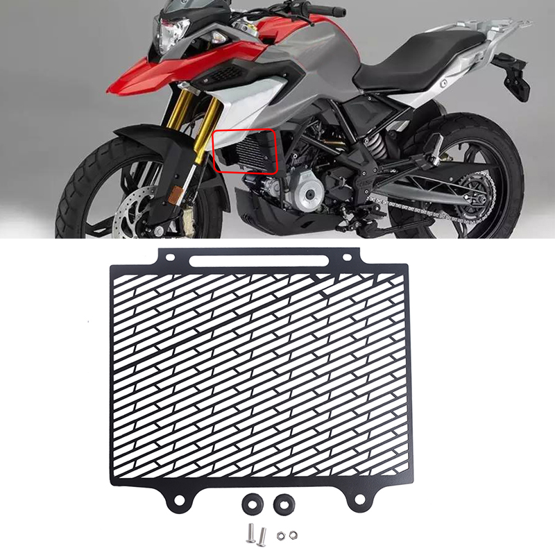 Radiator Guard Grille For BMW G310GS G310 GS <font><b>G</b></font> <font><b>310GS</b></font> 2017 2018 Motorbike Motorcycle Accessories Protector Cover image