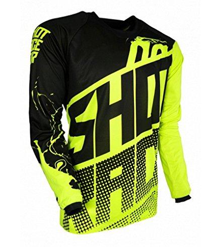 Man NEW 2018 Motorcycle Jerseys Moto XC Motorcycle Mountain Bike Motocross Jersey XC BMX DH MTB T Shirt Clothes XS-5XL YellowMan NEW 2018 Motorcycle Jerseys Moto XC Motorcycle Mountain Bike Motocross Jersey XC BMX DH MTB T Shirt Clothes XS-5XL Yellow
