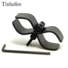 Tinhofire рейку адаптер Открытый Охотничье крепление кольцевой рейлинг крепление для лазера/фонарик QQ05