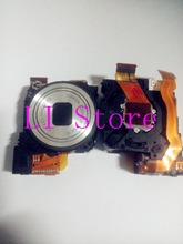 Digital Camera Replacement Repair Parts For Canon Powershot A3400 Lens Zoom Unit with ccd Silver