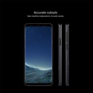 Image 4 - Para samsung galaxy s9 s9 + mais caso nillkin leve dissipação de calor liberação de ar sentir fina capa do telefone para samsung s9 plus