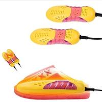 Voilet 라이트 전동 건조기 발 보호대 부츠 냄새 탈취제 제습 장치 신발 건조기 히터|신발 받침대&조직자|홈 & 가든 -