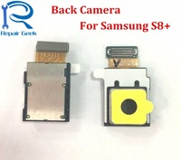 5pcs/Lot New Back Rear Camera For Samsung Galaxy S8 Plus G955/S8+ Big Camera Module Flex Cable Ribbon Replacement Repair Parts